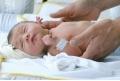 Neugeborenes im Spital